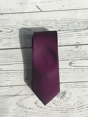 £12.99 • Buy Ted Baker Men's Formal Or Casual Purple Silk Knotted Tie