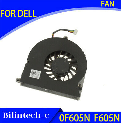 $32.26 • Buy FOR DELL Alienware M17x RIGHT-side Graphics Cooling Fan 0F605N  F605N
