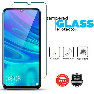 £1.99 • Buy Tempered Glass Screen Protector For Huawei PSmart 2021 P20 Pro P30 P40 Lite