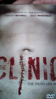£2.64 • Buy The Clinic DVD 2011 Tabrett Bethell Andy Whitfield Like New!