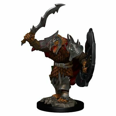 AU14.99 • Buy Dungeons & Dragons Premium Painted Figures Dragonborn Male Fighter