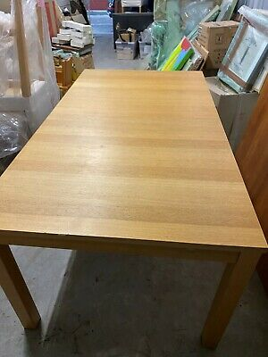 AU180 • Buy Wooden Dining Table - (Extendable 1.75m To 2.6m)