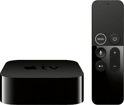 $ CDN194.09 • Buy NEW APPLE TV FHD 1080p 64GB And 32GB With Wifi And Bluetooth HDMI Dolby Surround