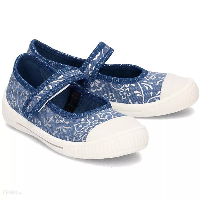£14 • Buy Superfit Childrens Girls 2-00261-88 Canvas Shoes Water Blue Kombi