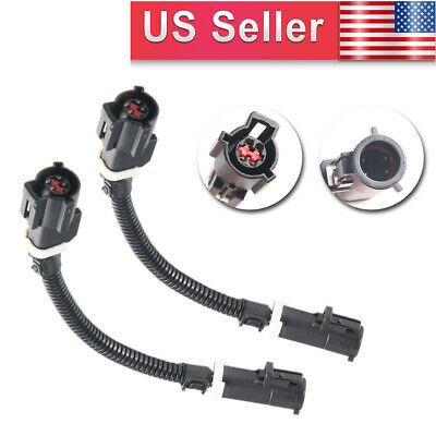 $11.39 • Buy 2X For Ford Mustang O2 Sensor Harness Signal Simulator GT 4.6/5.0L HOT SALE