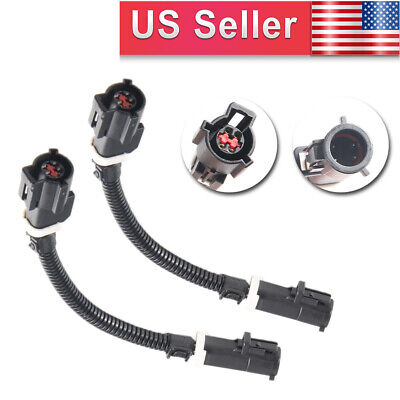 $10.88 • Buy Brand New 2X For Ford Mustang O2 Sensor Harness Signal Simulator GT 4.6/5.0L