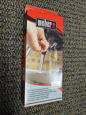 $ CDN36.26 • Buy New Weber One Touch Cleaning System Kit Fits 22 In One Touch Charcoal Grill