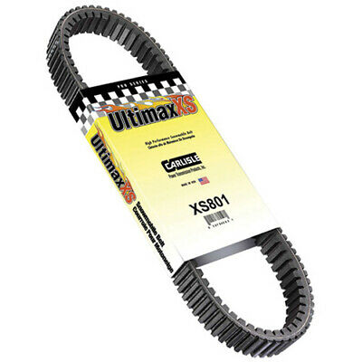 $136.63 • Buy 2004-2005 Arctic Cat Z 570 LX Snowmobile Carlisle ULTIMAX XS Drive Belt
