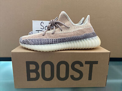 $ CDN344.63 • Buy Adidas Yeezy Boost 350 V2 Ash Pearl GY7658 Men's Sizes7,10.5,11,12,13 SHIPS NOW