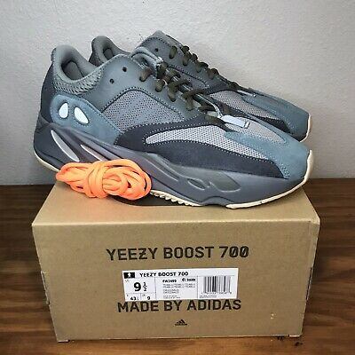$ CDN524.90 • Buy Adidas Yeezy Boost 700 Teal Blue FW2499 Size 9.5 Authentic New