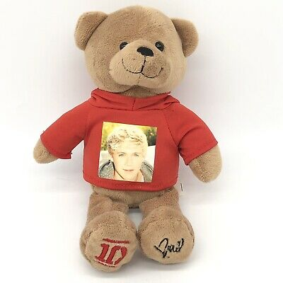 £73.12 • Buy RARE 2012 One Direction 1D I-Star Teddy Bear In Hoodie Niall Horan Collectible