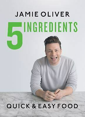 AU29.39 • Buy 5 Ingredients – Quick & Easy Food By Oliver, Jamie