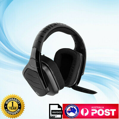 AU163 • Buy Logitech G933 Wireless Gaming Headset With DTS 7.1 Black