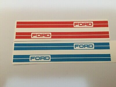 £3 • Buy 1/18 Scale Modified Tuning Set 1 FORD SIDE STRIPES Waterslide Decals