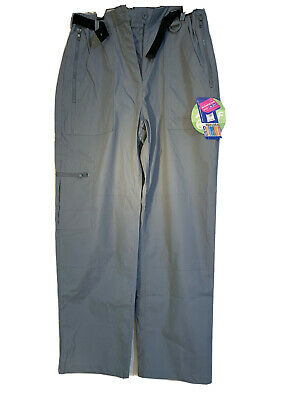£10.50 • Buy PETER STORM BNWT WOMENS UK 14 Active Travel Fabric Grey Trousers