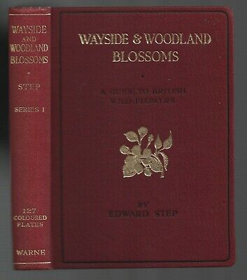 £17.50 • Buy Wayside And Woodland Blossoms By Edward Step, Revised, Dated 1946 (new Ed 1938)
