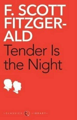 £16.39 • Buy Tender Is The Night By F. Scott Fitzgerald Book The Cheap Fast Free Post New