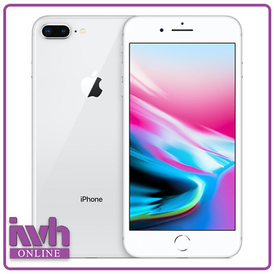 Apple IPhone 8 Plus 64GB/256GB Gold/Space Grey/Silver Multiple Grades • 244.99£