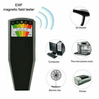 AU37.76 • Buy K2 EMF Meter Kii Ghost Hunting Magnetic Field Detector Paranormal Equipment