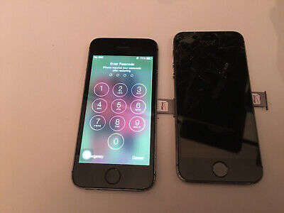$ CDN41.66 • Buy Lot Of 2 Apple IPhone 5s A1533 Locked To Verizon SOLD AS IS FOR PARTS Fast Ship