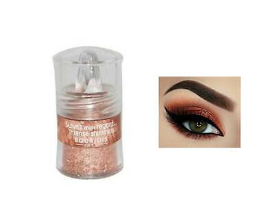 £5.50 • Buy BOURJOIS GLITTERING EYESHADOW WITH BUILT IN BRUSH - 07 AMBRE & FREE GIFT X 1