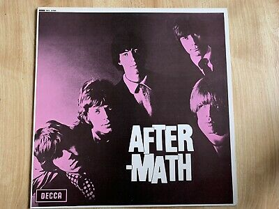 £30 • Buy The Rolling Stones - Aftermath SkL 4786 Early 80's Pressing