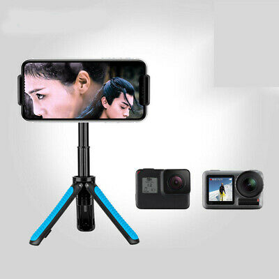 AU24.44 • Buy TELESIN Hand Grip&Tripod 2 In 1 Extendable Selfie Stick Fit For Gopro DJI Action