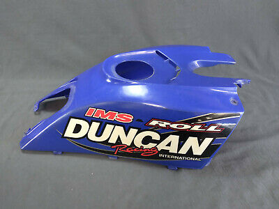 $19.99 • Buy OEM YFZ450 Blue Gas Fuel Tank Cover Plastic 2004 2005 2006 2007 2008 2009
