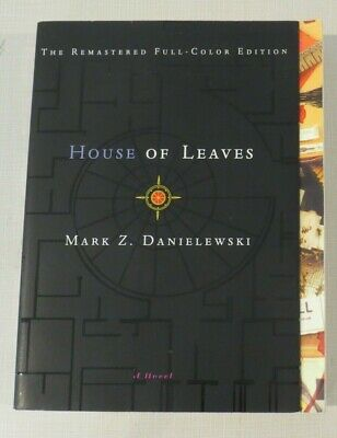 House Of Leaves By Mark Z. Danielewski 2000 Paperback Full-color Edition • 13.07£