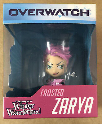 AU21.99 • Buy 2029 Overwatch Frosted Zarya Figure - Very Good Condition + Free Post