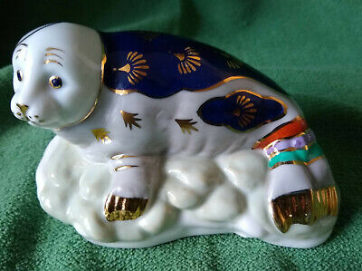 £4.99 • Buy Porcelain Baby Seal Ornament -Bellwood Artistic Studio Linchmere