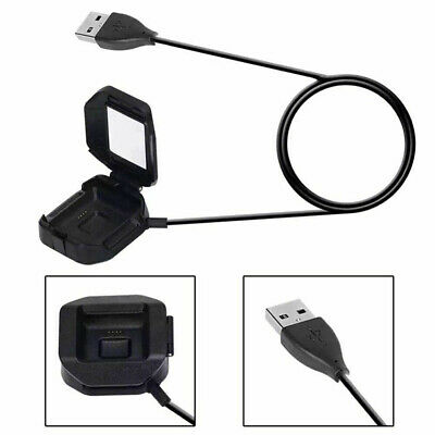 $ CDN3.02 • Buy For Fitbit Blaze USB Watch Charging Cable Power Charger Dock Cradle Replacement