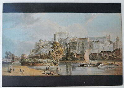 £2.75 • Buy Windsor Castle By Paul Sandby Postcard Watercolour From The Buccleuch Collection