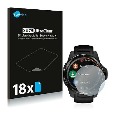 AU6.28 • Buy 18x Screen Protector For Zeblaze Thor 5 Plastic Film Invisible Shield Protection
