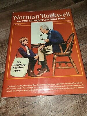 $ CDN18.83 • Buy Norman Rockwell And The Saturday Evening Post The Later Years 1943-1971