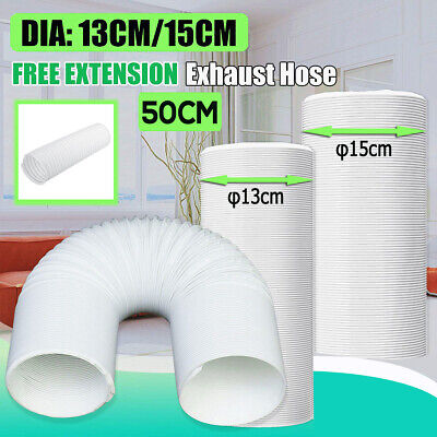 AU14.17 • Buy 13/15cm Exhaust Hose Portable Air Conditioning Exhaust Duct For Air Conditioner