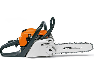 "View Details New Stihl MS 170 Petrol Chainsaw + 12"" Bar & Chain • 199.99£"