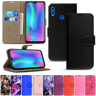 £1.99 • Buy Case For Huawei Honor 9 10 Lite 8c Pro 20 7X Leather Wallet Stand Flip