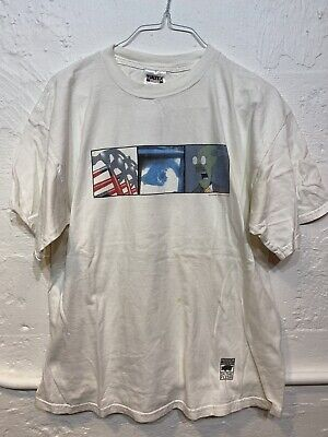 £32.36 • Buy Roger Waters In The Flesh Tour 1999 White XL T-Shirt Authentic Cleveland Ohio