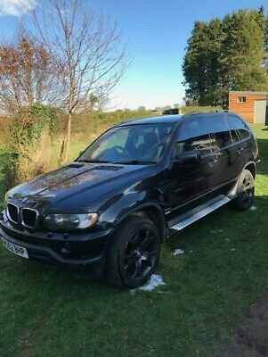 BMW X5 Spares Or Repair (Runs & Drives Fine) • 786£