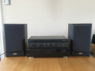 ARCAM Alpha Amplifier/ Technics CD Player/ JPW ML 510 Speakers And Cables. • 100£