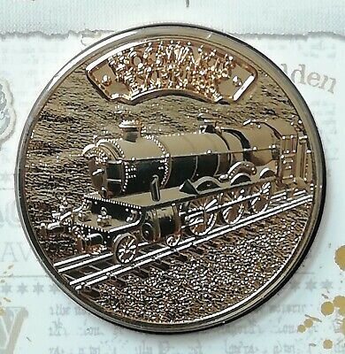 Hogwarts Express -Limited Edition- Harry Potter Medal Collection Wizarding World • 14.95£