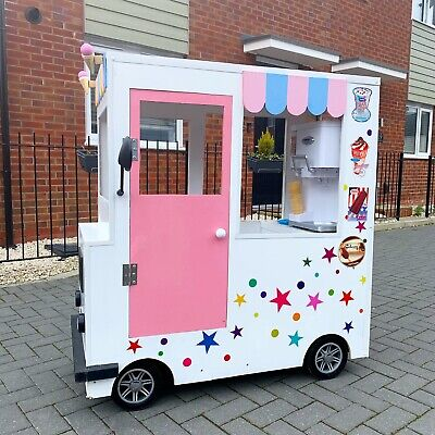 £0.99 • Buy Childrens Mobile Ice Cream Van (FOR HIRE USE ONLY) Please Check The Description