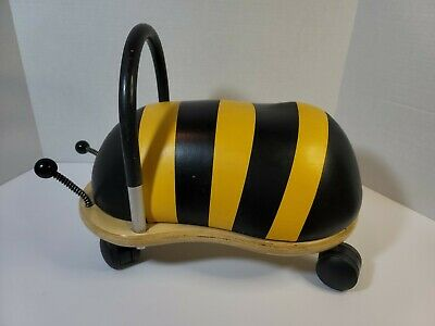 £17.97 • Buy Prince Lionheart Large Wheely Bug Ride-On Toy Bumble Bee 18.5  Long