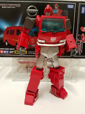 £29.99 • Buy Transformers Masterpiece MP-27 IRONHIDE G1 Action Figure KO Toy New In Box