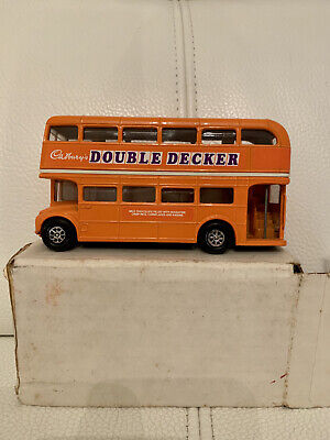 $ CDN14.65 • Buy CORGI LONDON TRANSPORT ROUTEMASTER CADBURY'S DOUBLE DECKER  New, Boxed