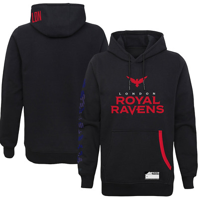 £31.86 • Buy Call Of Duty League Men's London Royal Ravens CDL Team Kit Away Hoodie