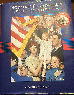 $ CDN8.79 • Buy Norman Rockwell's Spirit Of America: A Family Treasury - Excellent Condition