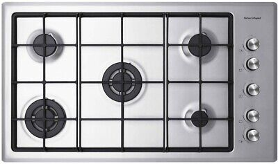AU838 • Buy Fisher & Paykel 90cm Gas Cooktop CG905CNGX2