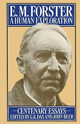 £59.69 • Buy E. M. Forster: A Human Exploration: Centenary Essays Book The Cheap Fast Free
